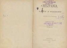Hiszpania : listy z podróży . T. 2