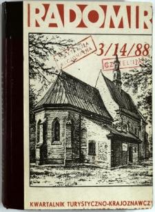 Radomir, 1988, R. 4, nr 3