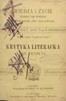 Krytyka literacka we Francji T.2