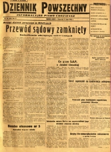 Dziennik Powszechny, 1946, R. 2, nr 188