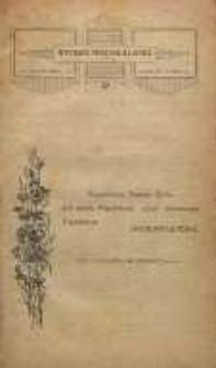 Rycerz Niepokalanej, 1928, R. 7, nr 1
