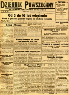 Dziennik Powszechny, 1946, R. 2, nr 234