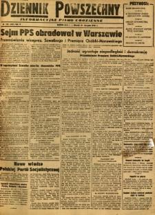 Dziennik Powszechny, 1946, R. 2, nr 235