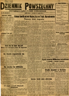 Dziennik Powszechny, 1946, R. 2, nr 237