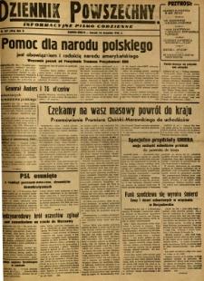 Dziennik Powszechny, 1946, R. 2, nr 267