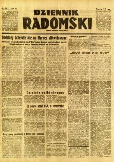 Dziennik Radomski, 1942, R. 3, nr 54