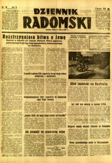 Dziennik Radomski, 1942, R. 3, nr 58