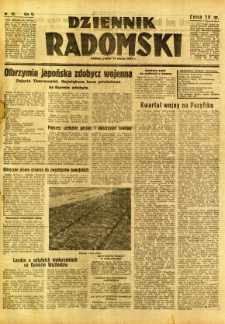 Dziennik Radomski, 1942, R. 3, nr 60