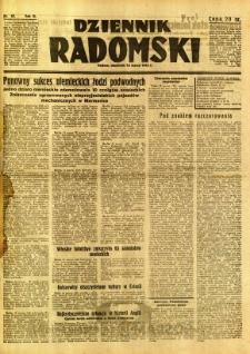 Dziennik Radomski, 1942, R. 3, nr 62