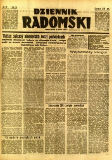Dziennik Radomski, 1942, R. 3, nr 70