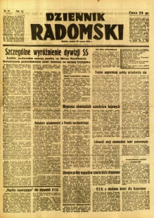 Dziennik Radomski, 1942, R. 3, nr 72