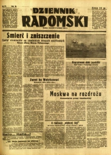 Dziennik Radomski, 1942, R. 3, nr 77