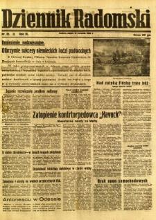 Dziennik Radomski, 1942, R. 3, nr 82