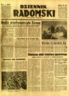 Dziennik Radomski, 1942, R. 3, nr 5