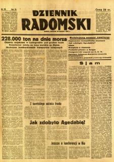 Dziennik Radomski, 1942, R. 3, nr 23