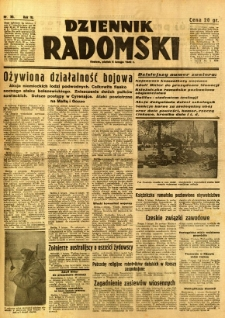 Dziennik Radomski, 1942, R. 3, nr 30