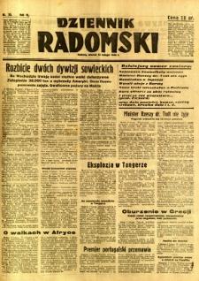 Dziennik Radomski, 1942, R. 3, nr 33