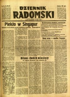 Dziennik Radomski, 1942, R. 3, nr 38