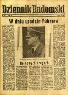Dziennik Radomski, 1942, R. 3, nr 91