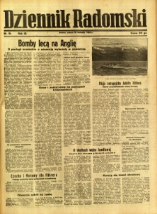 Dziennik Radomski, 1942, R. 3, nr 95