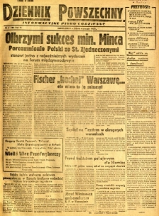 Dziennik Powszechny, 1947, R. 3, nr 4