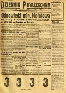 Dziennik Powszechny, 1947, R. 3, nr 18
