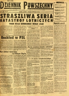 Dziennik Powszechny, 1947, R. 3, nr 28