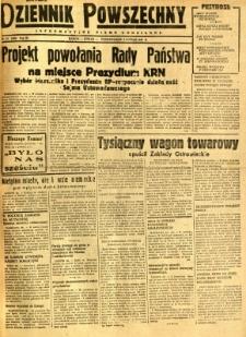 Dziennik Powszechny, 1947, R. 3, nr 34