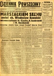 Dziennik Powszechny, 1947, R. 3, nr 36