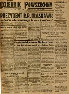 Dziennik Powszechny, 1947, R. 3, nr 43