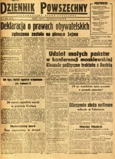 Dziennik Powszechny, 1947, R. 3, nr 54