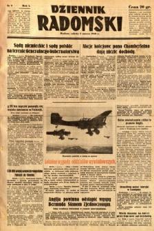 Dziennik Radomski, 1940, R. 1, nr 2