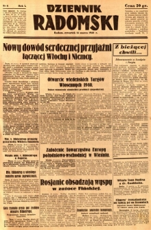 Dziennik Radomski, 1940, R. 1, nr 11