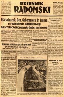 Dziennik Radomski, 1940, R. 1, nr 15