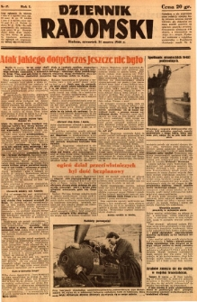 Dziennik Radomski, 1940, R. 1, nr 17