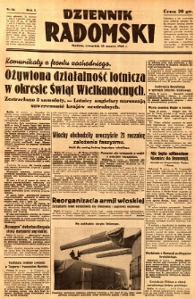 Dziennik Radomski, 1940, R. 1, nr 22