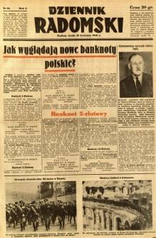 Dziennik Radomski, 1940, R. 1, nr 33