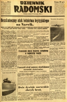 Dziennik Radomski, 1940, R. 1, nr 41