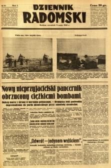 Dziennik Radomski, 1940, R. 1, nr 57