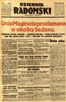 Dziennik Radomski, 1940, R. 1, nr 64
