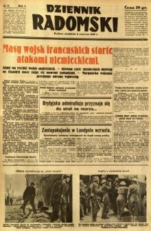 Dziennik Radomski, 1940, R. 1, nr 77