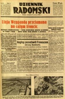 Dziennik Radomski, 1940, R. 1, nr 83