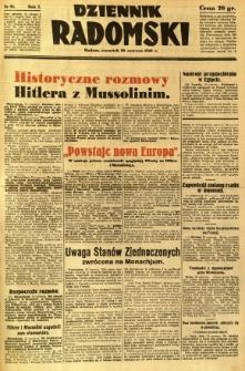 Dziennik Radomski, 1940, R. 1, nr 92