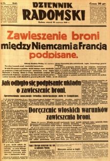 Dziennik Radomski, 1940, R. 1, nr 96