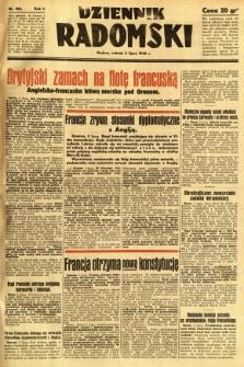 Dziennik Radomski, 1940, R. 1, nr 106