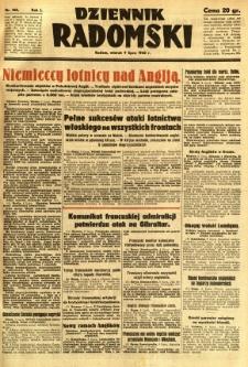 Dziennik Radomski, 1940, R. 1, nr 108
