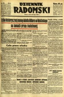 Dziennik Radomski, 1940, R. 1, nr 120