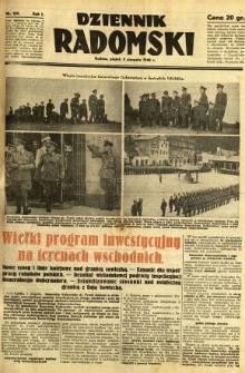 Dziennik Radomski, 1940, R. 1, nr 129