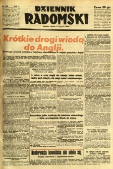 Dziennik Radomski, 1940, R. 1, nr 130