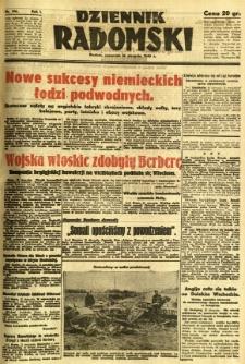 Dziennik Radomski, 1940, R. 1, nr 146